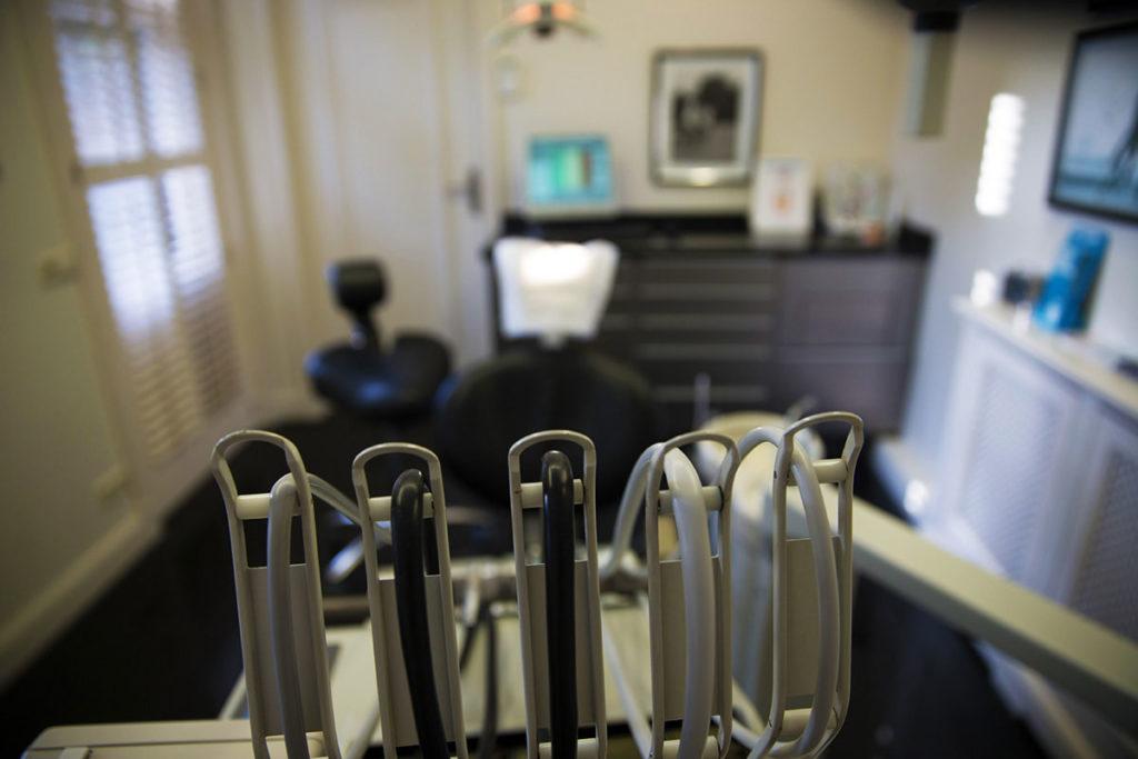 tandarts-apparatuur